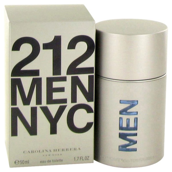 212 Men - Carolina Herrera Eau de Toilette Spray 50 ML