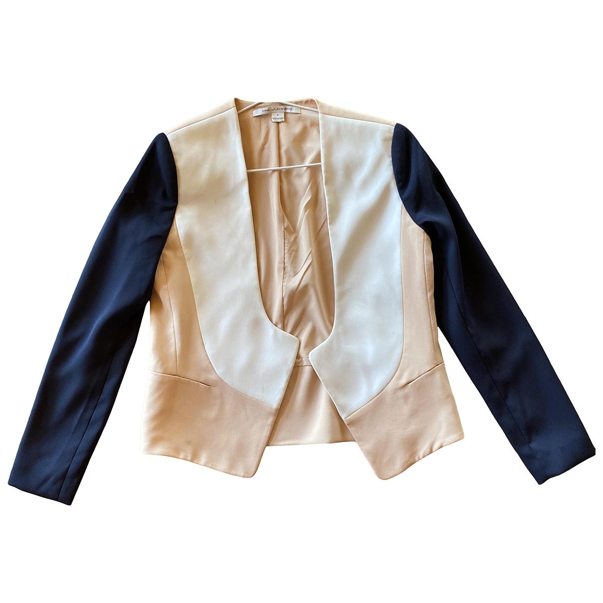 Diane Von Furstenberg \N Pink jacket for Women 4 US