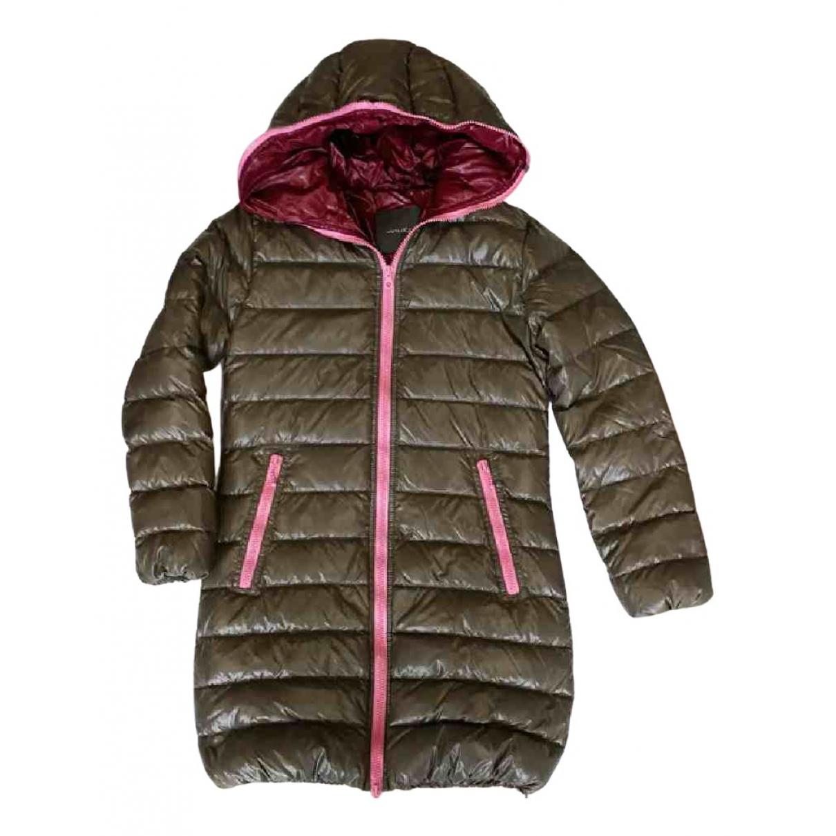 Duvetica N Brown jacket & coat for Kids 12 years - XS FR
