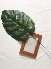 4pcs Artificial Turtle Leaf