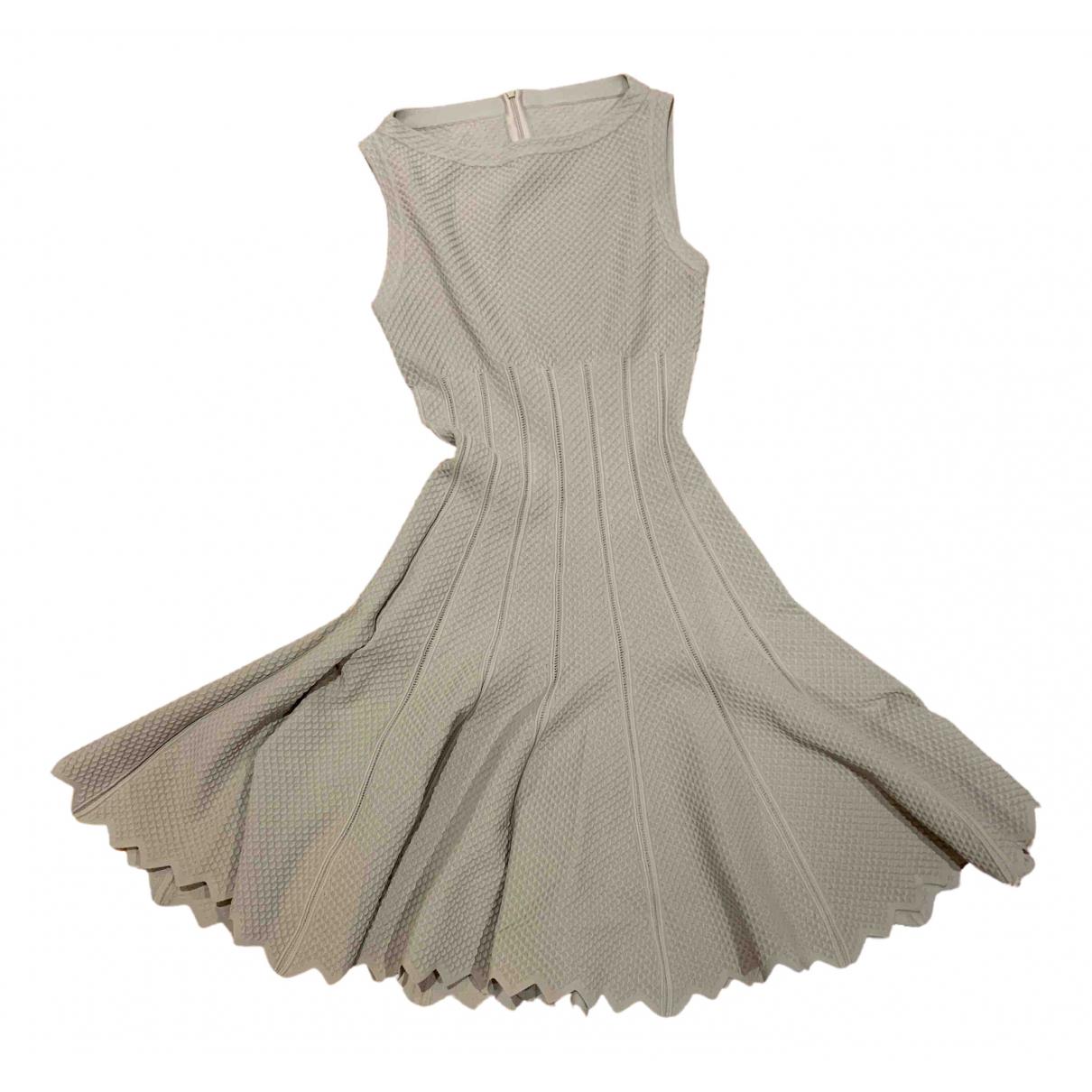 Alaia - Robe   pour femme - beige