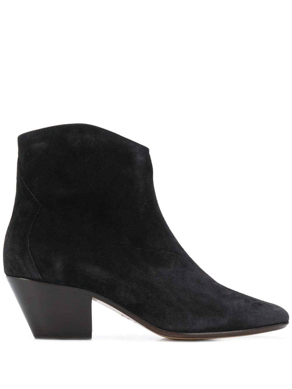 Dacken Leather Ankle Boots
