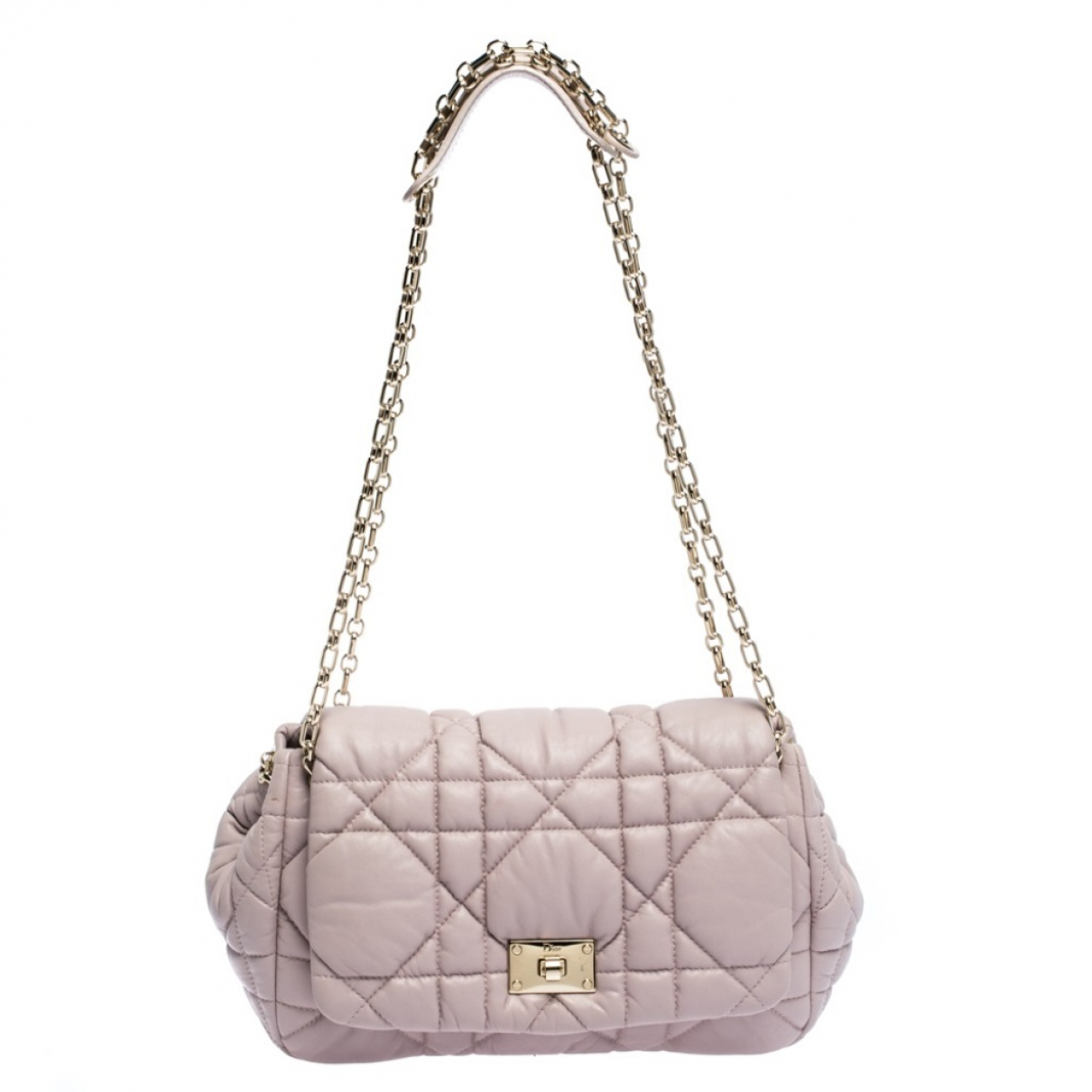 Dior N Pink Leather handbag for Women N