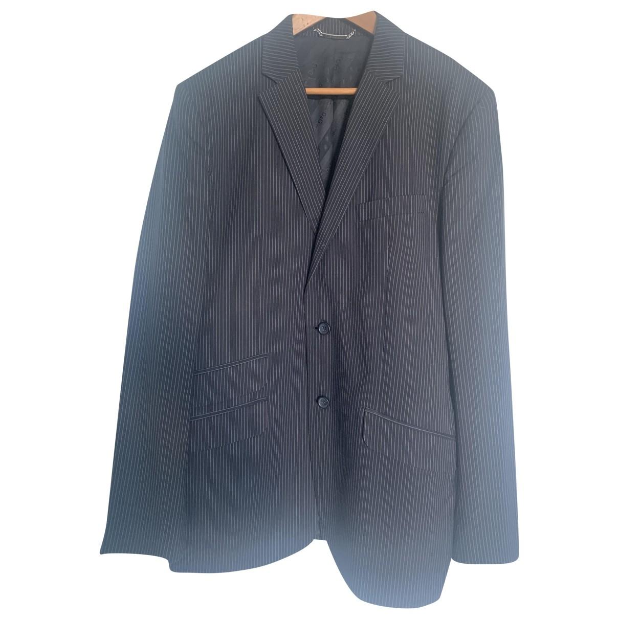 D&g \N Anzuege in  Blau Baumwolle