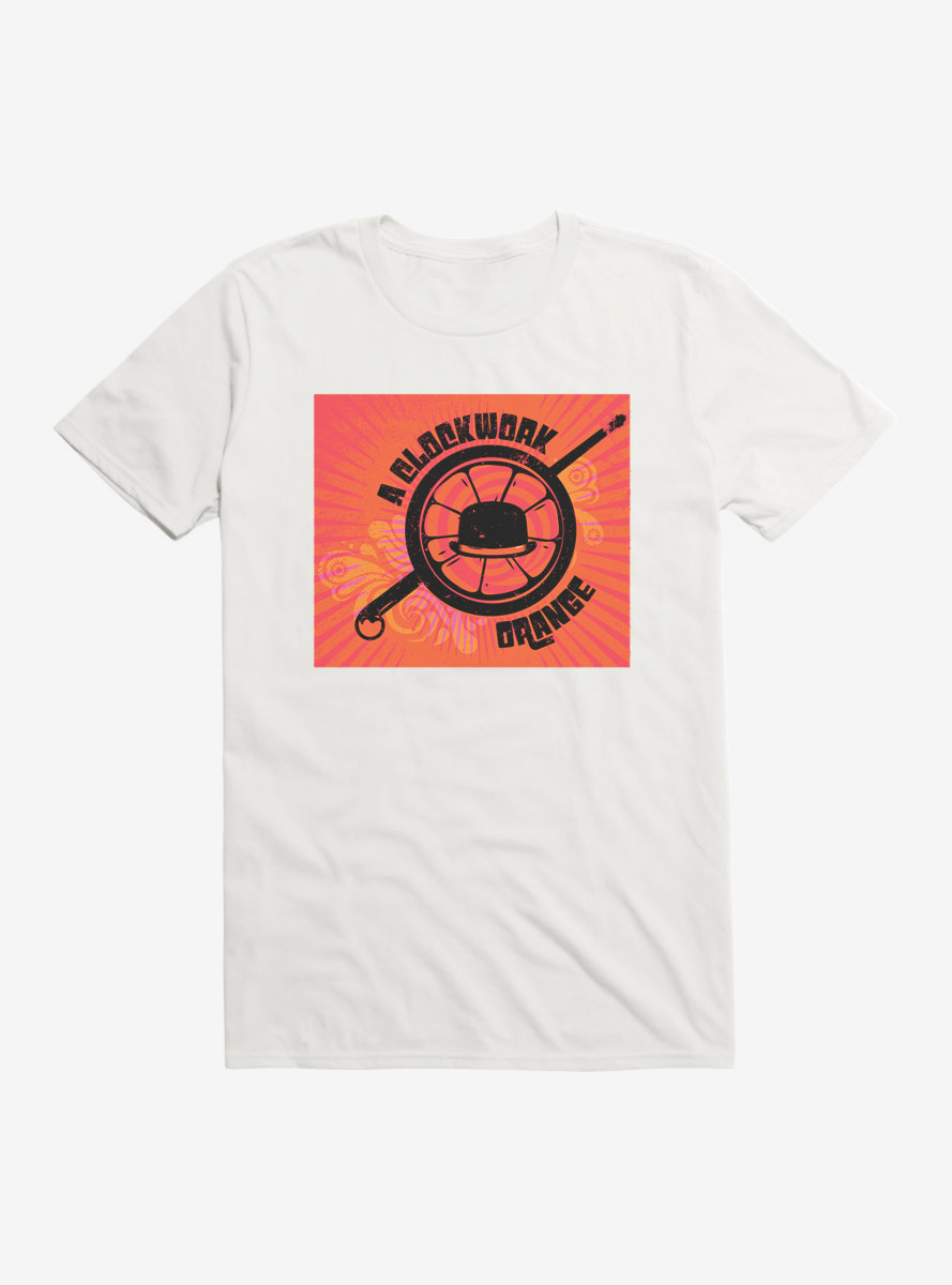 A Clockwork Orange Hat Icon T-Shirt