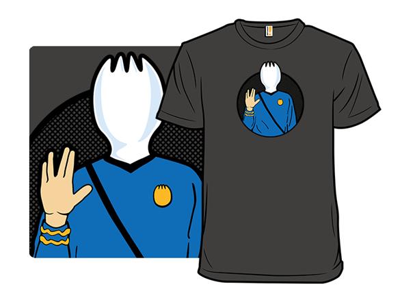 Mr. Spork T Shirt