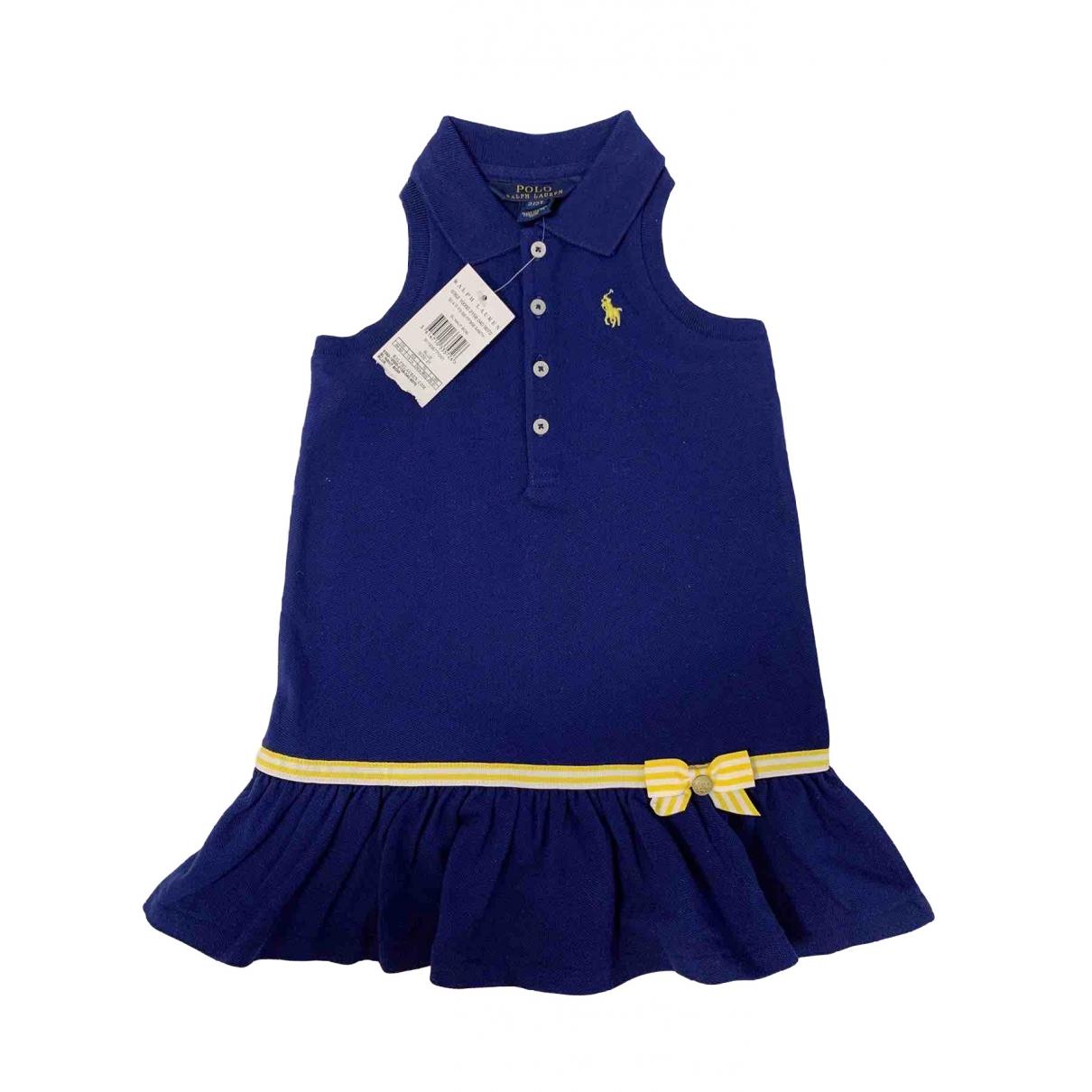 Mini vestido Polo Ralph Lauren