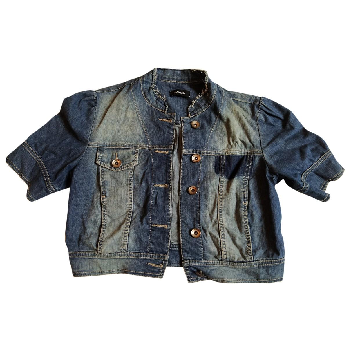 Max & Co \N Jacke in Denim - Jeans