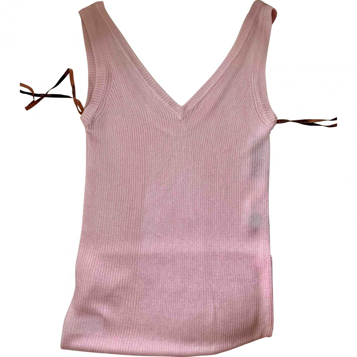 Missoni - Top   pour femme - rose