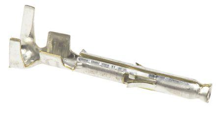 TE Connectivity , Mini-Universal MATE-N-LOK Female Crimp Terminal Contact 16AWG 171639-1 (300)