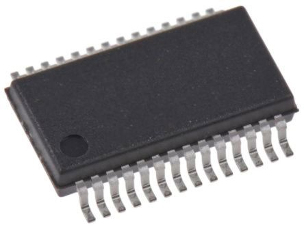 Cypress Semiconductor CY8C4124PVI-432, 32bit ARM Cortex M0 Microcontroller, CY8C4100, 24MHz, 16 kB Flash, 28-Pin SSOP (47)