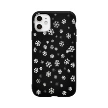 Snowflake Pattern iPhone Case