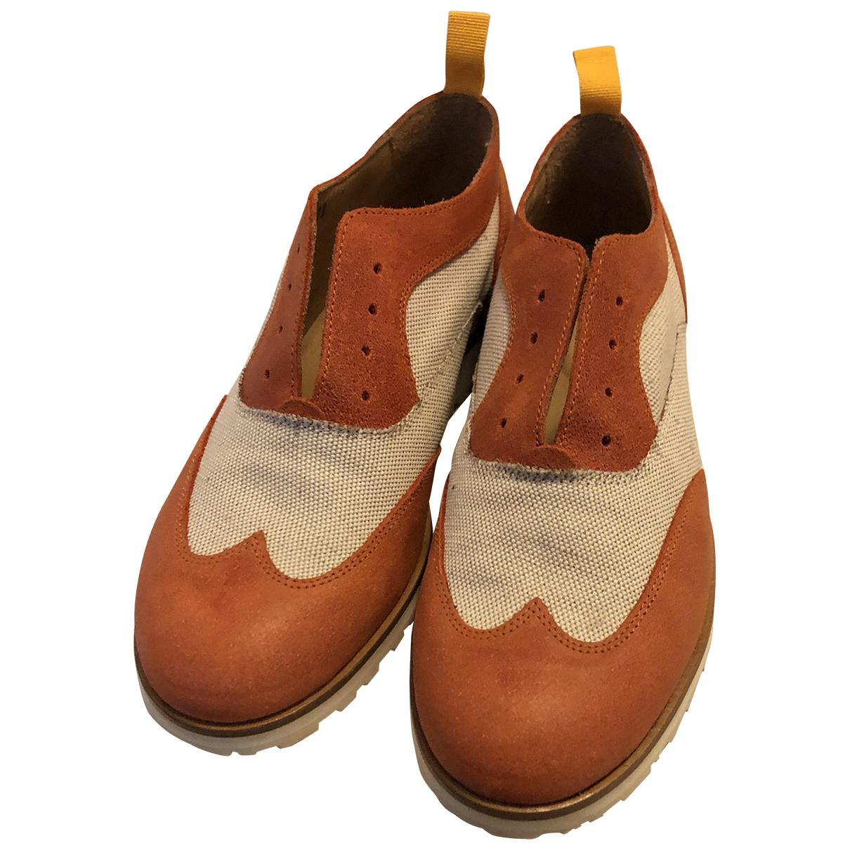 Deportivas de Cuero Lf Shoes