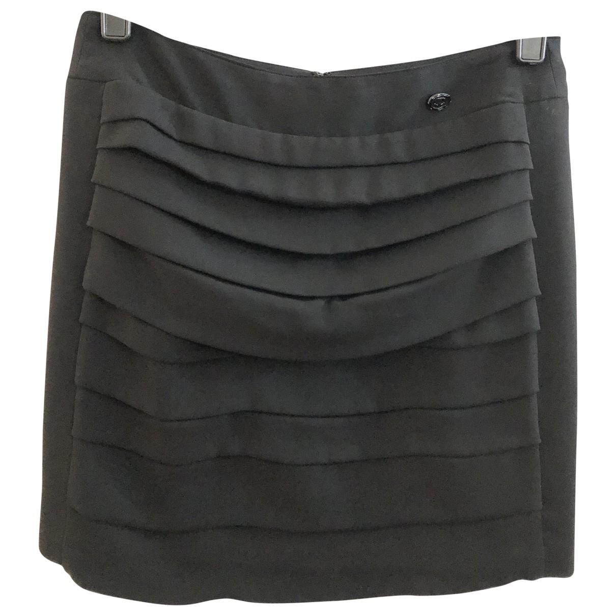Chanel \N Rocke in  Schwarz Polyester