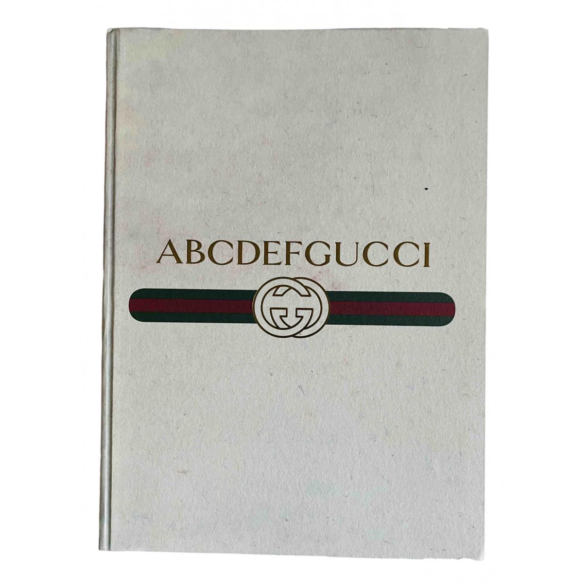 Cuaderno Gucci