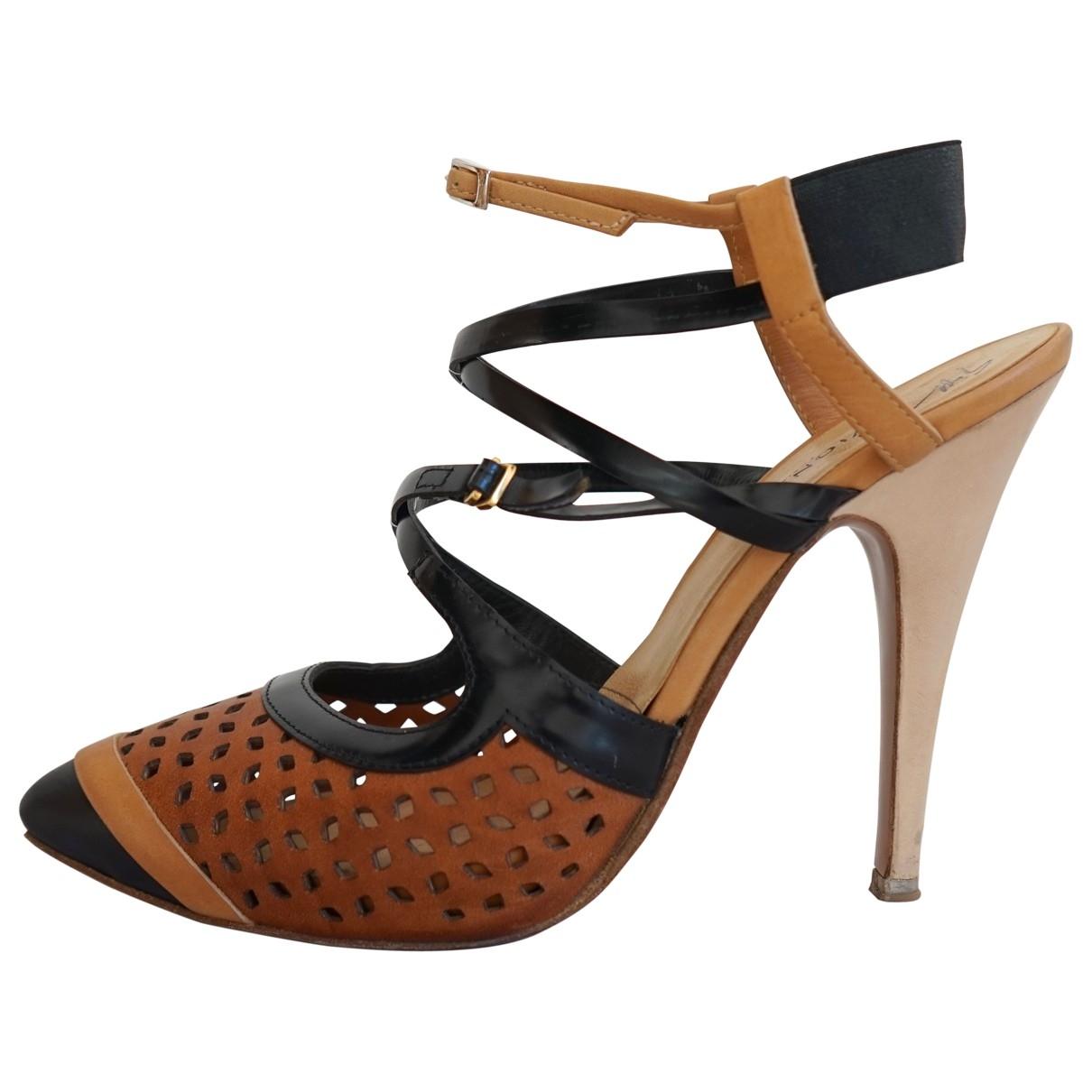 Vionnet \N Multicolour Leather Heels for Women 38.5 EU
