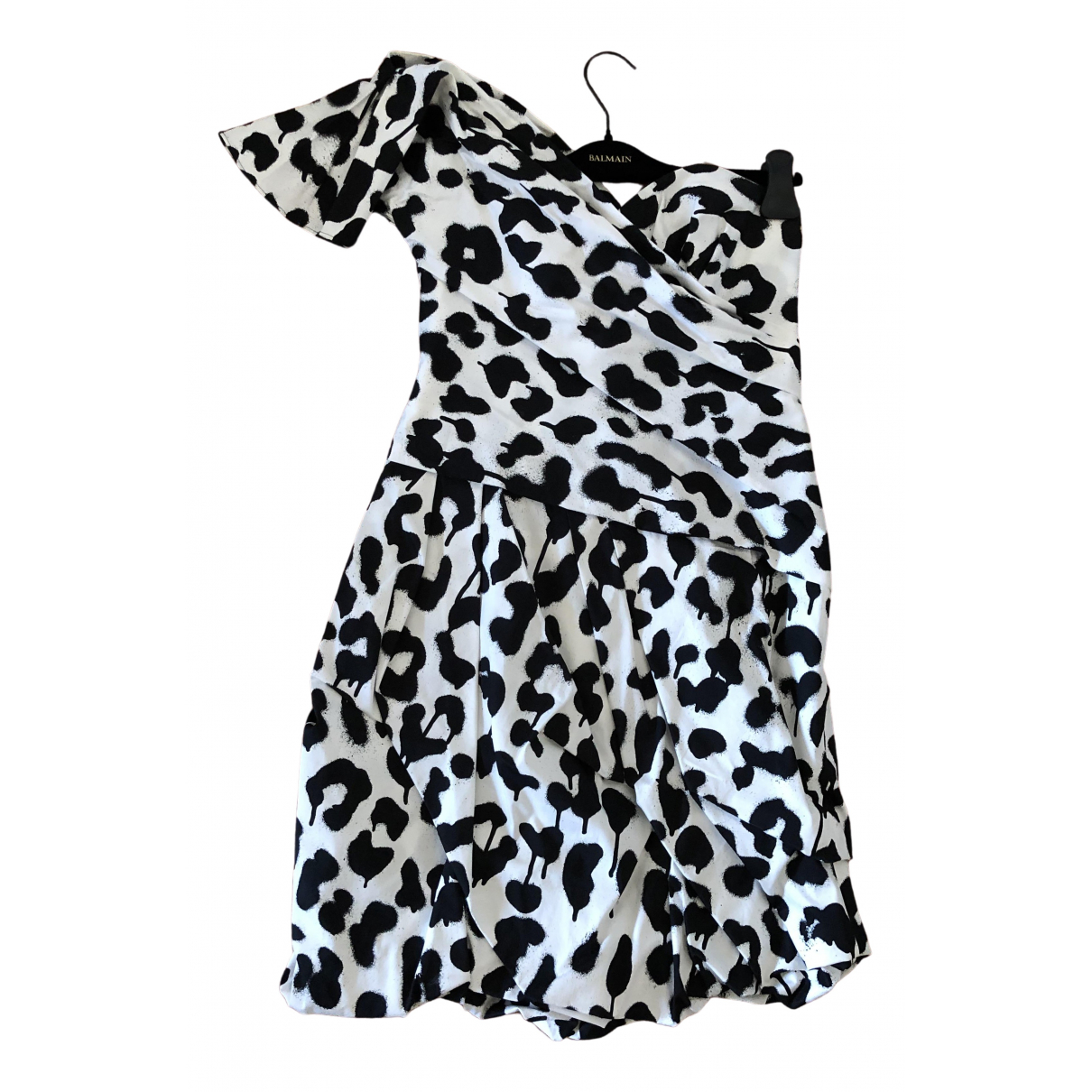 Moschino \N Cotton dress for Women 42 IT