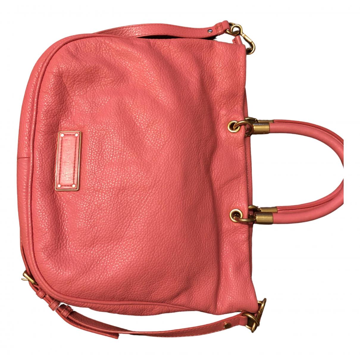 Marc Jacobs - Sac a main   pour femme en cuir - rose