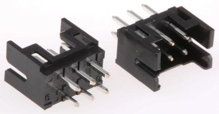 Hirose , DF11, 6 Way, 2 Row, Straight PCB Header (100)