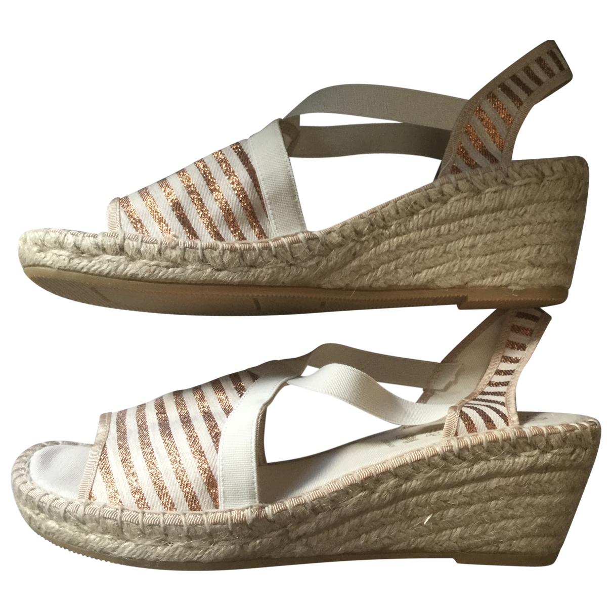 Sandalias de Lona Non Signe / Unsigned