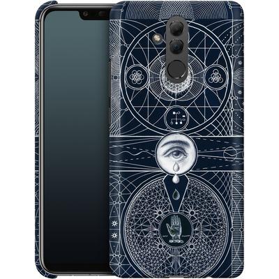 Huawei Mate 20 Lite Smartphone Huelle - Eternal Universe von Daniel Martin Diaz