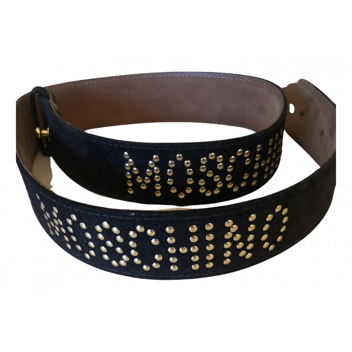 Cinturon Moschino