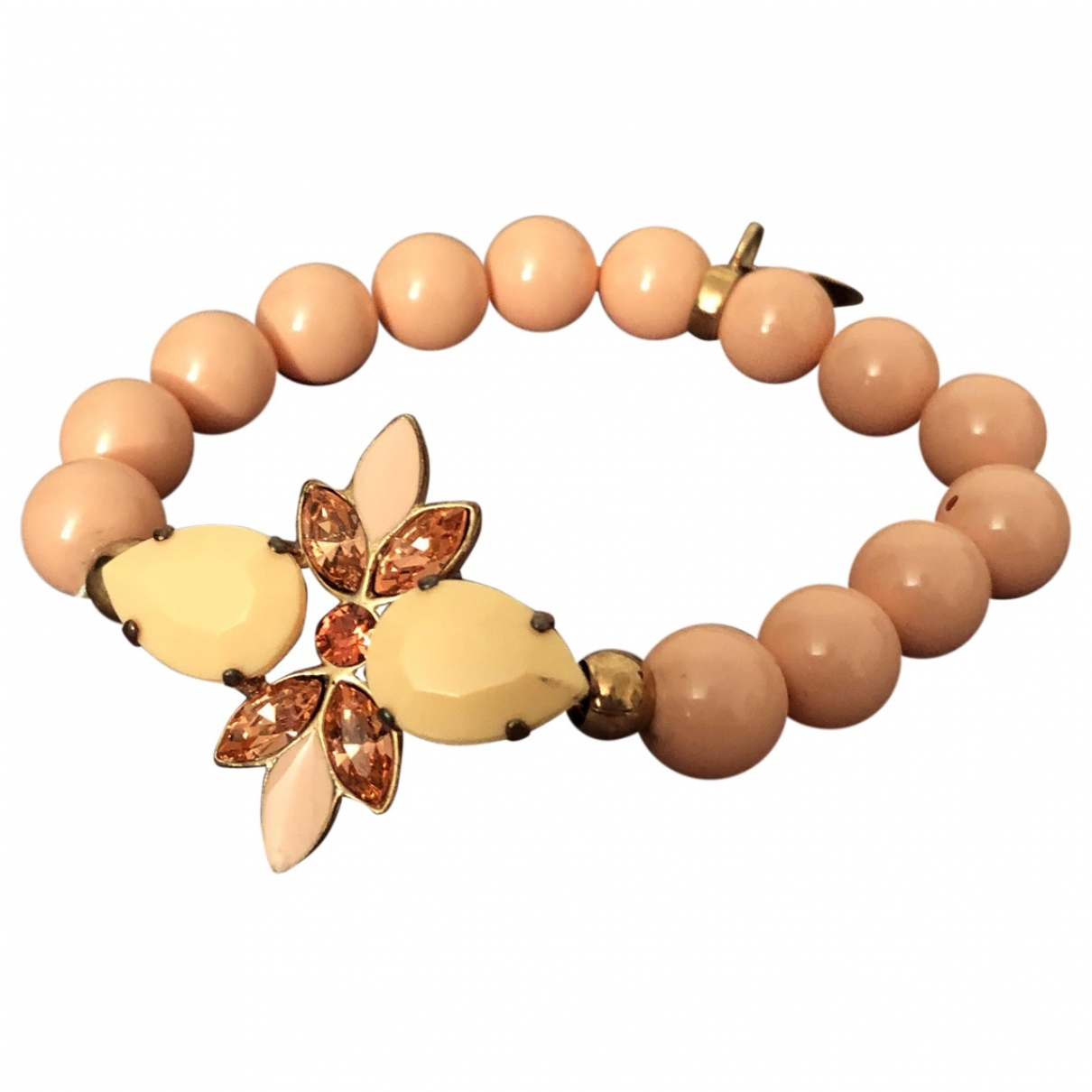 Reminiscence \N Pink Metal bracelet for Women \N