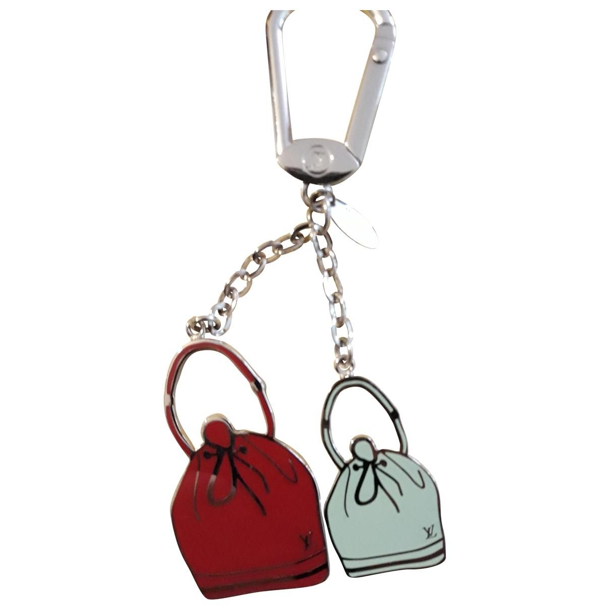 Louis Vuitton \N Multicolour Metal Bag charms for Women \N