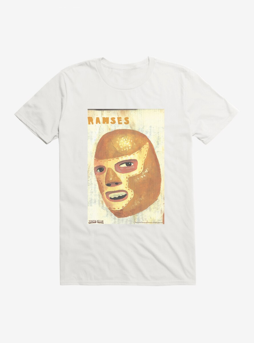 Nacho Libre Ramses Mask T-Shirt