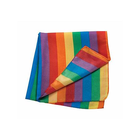 Rainbow Bandana Dress Up Accessory, One Size , Multiple Colors