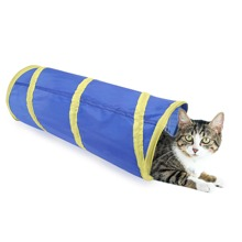 1pc Collapsible Cat Tunnel Toy