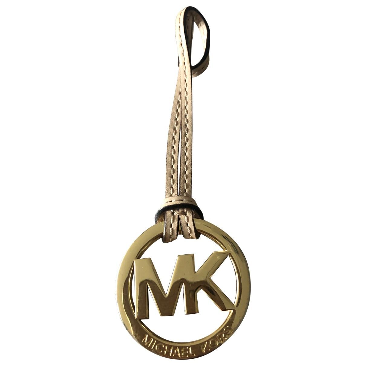 Michael Kors \N Taschenschmuck in  Gold Vergoldet