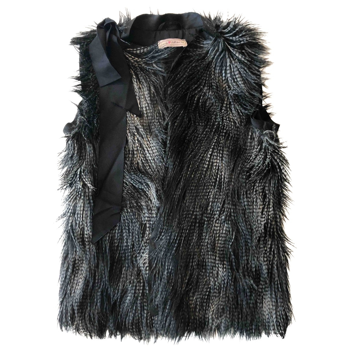 Lanvin For H&m \N Black Faux fur jacket for Women 6 US