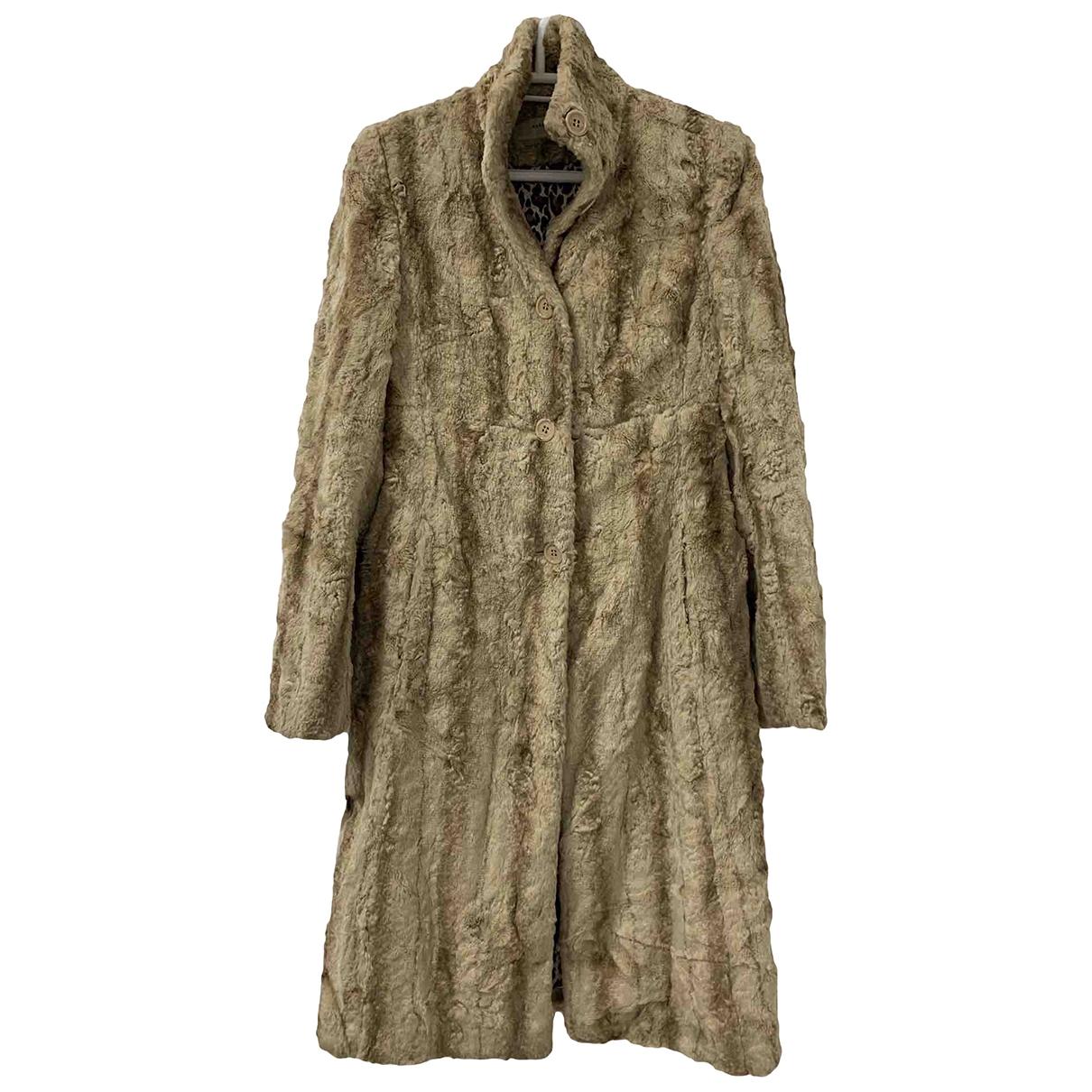 Karen Millen \N Beige coat for Women 36 FR