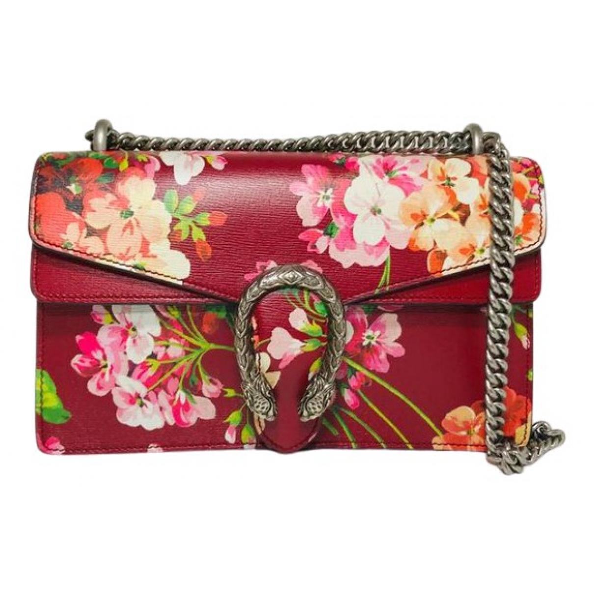 Gucci Dionysus Handtasche in  Bunt Leder
