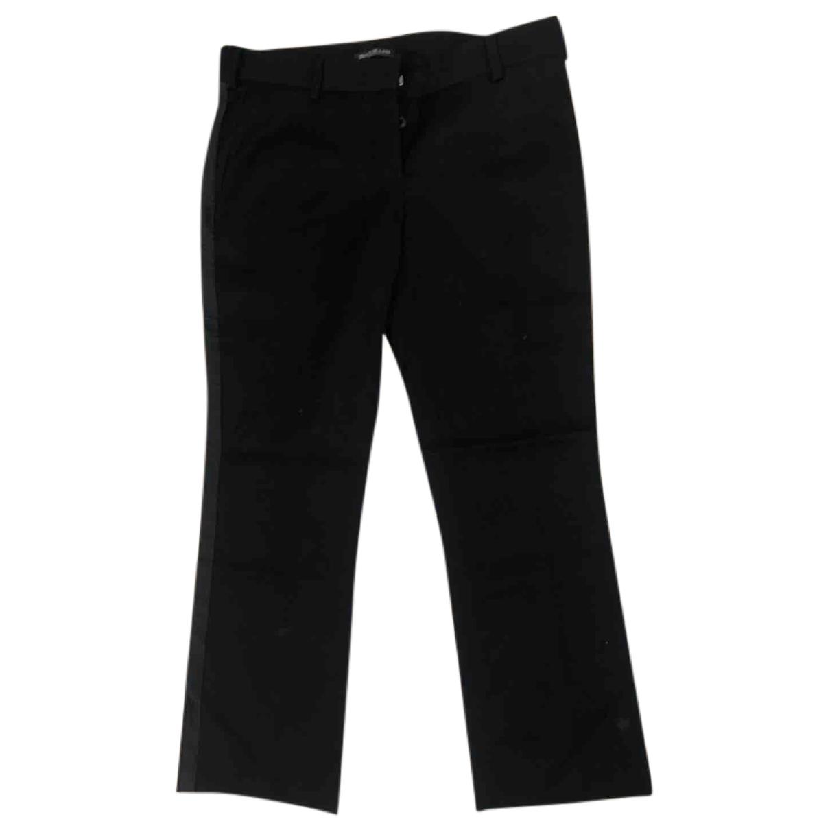 Pantalon recto Balmain