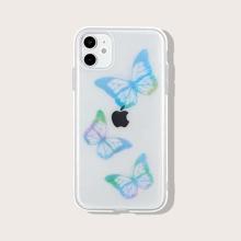 Funda de iphone con mariposa
