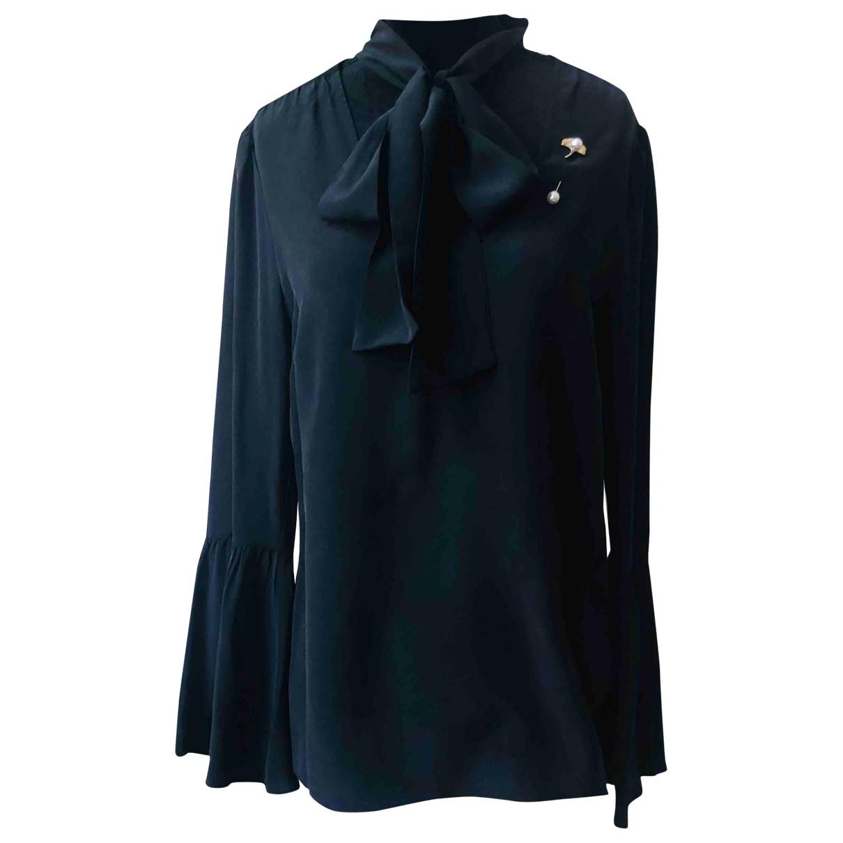 Michael Kors \N Black Silk  top for Women S International