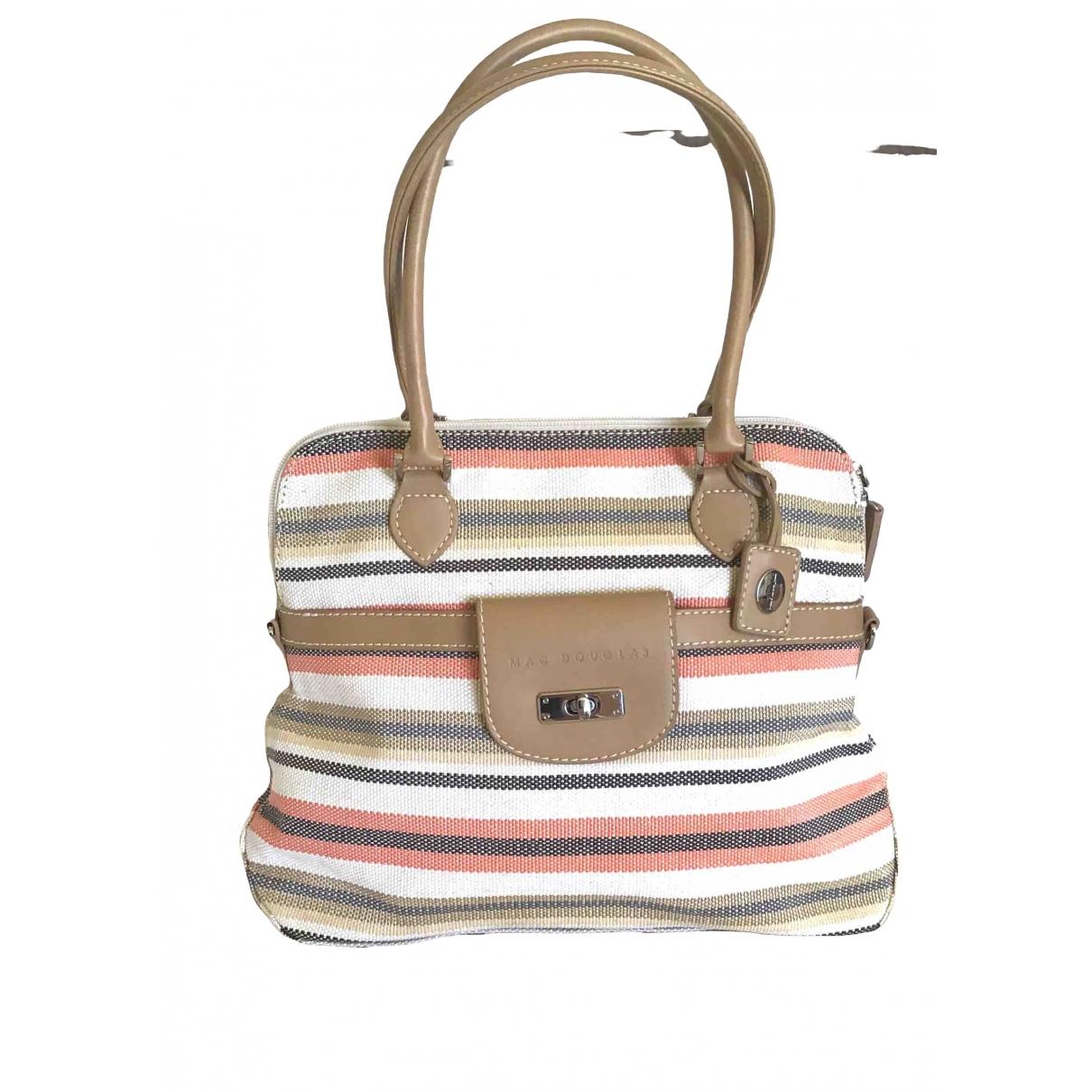 Mac Douglas \N Handtasche in  Bunt Leinen