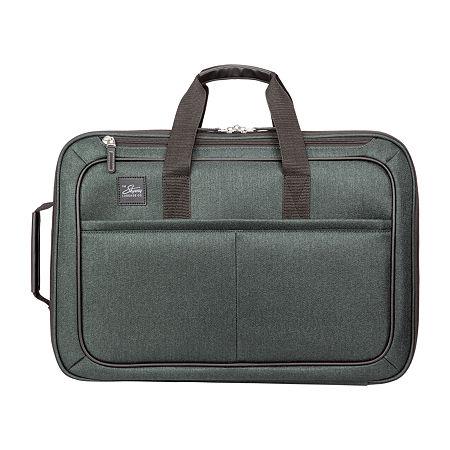 Skyway Eastlake 20 Inch Lightweight Luggage, One Size , Gray