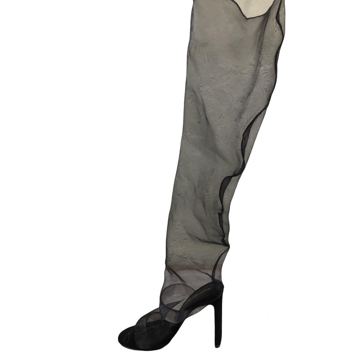 Nicholas Kirkwood - Bottes   pour femme en cuir - noir