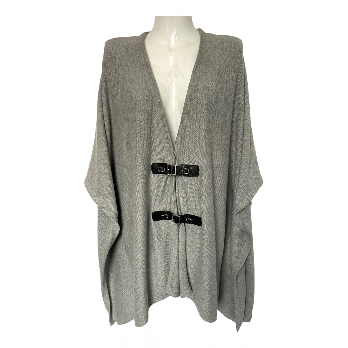 Michael Kors \N Pullover in  Grau Baumwolle