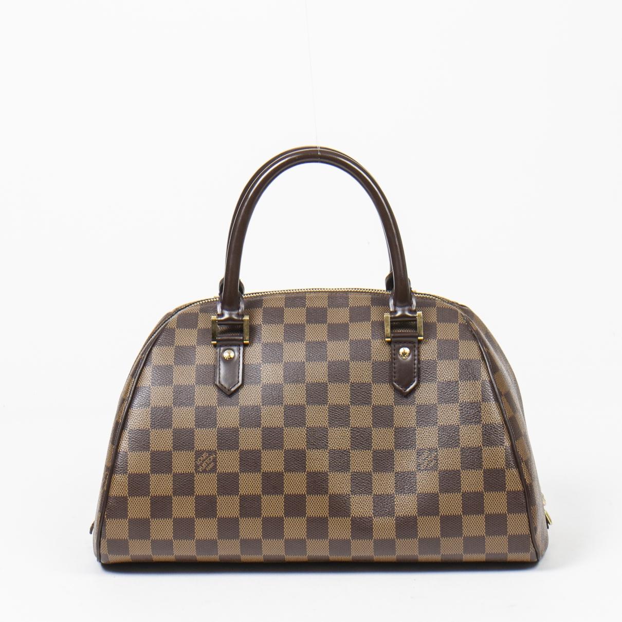 Bolso Riviera de Cuero Louis Vuitton