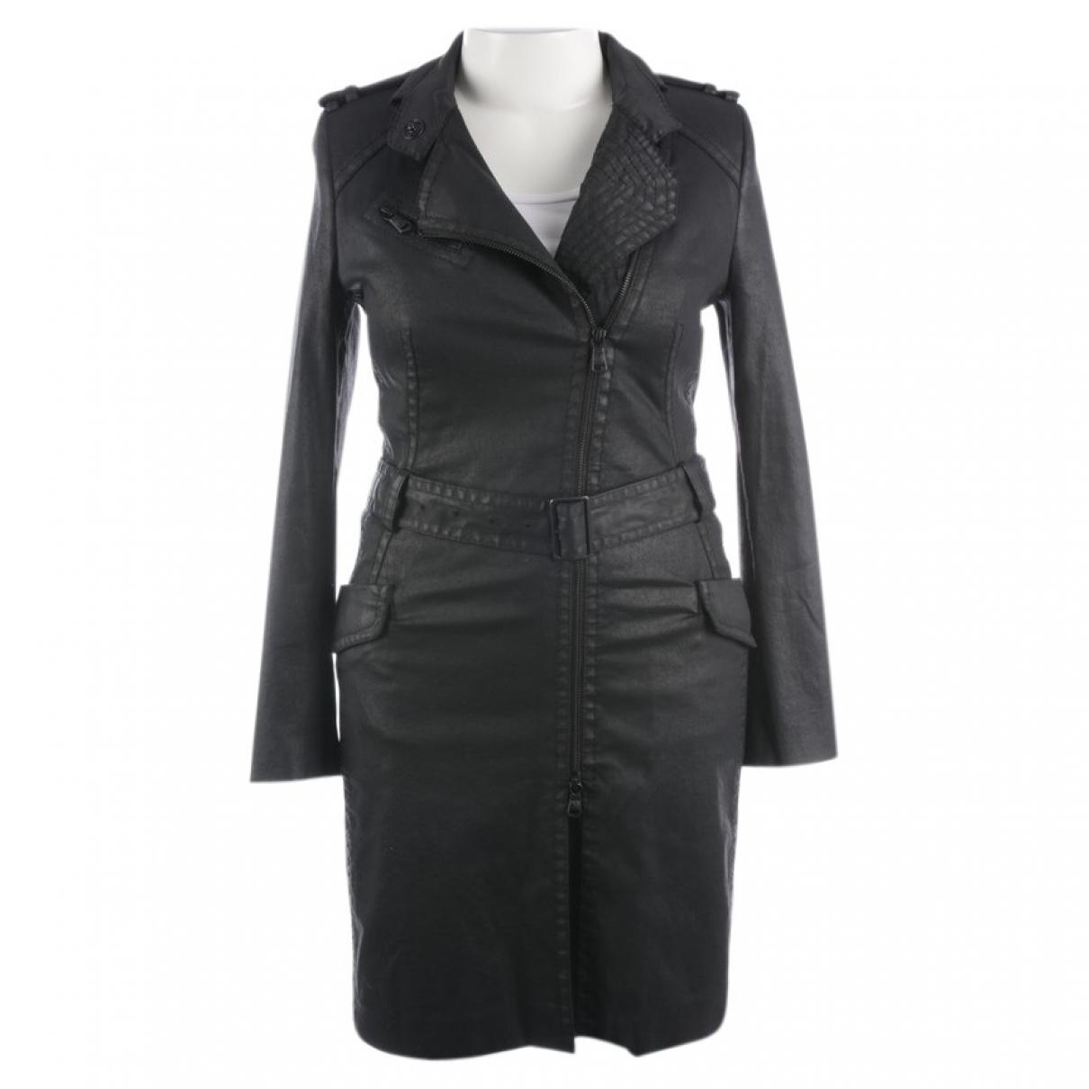 Drykorn \N Black Cotton jacket for Women 40 FR