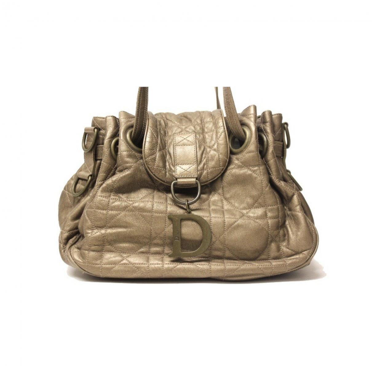 Dior \N Handtasche in Leder