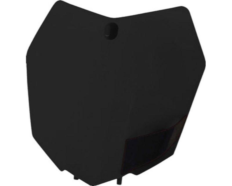 Acerbis 2314230001 Front Number Plate Black KTM SX125 13-15