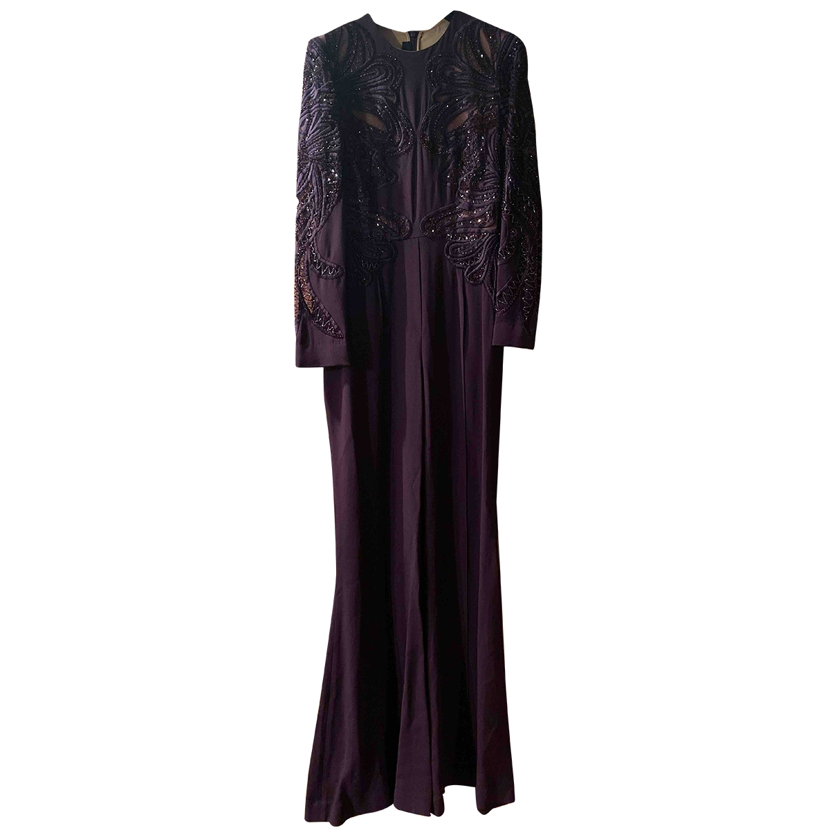 Elie Saab - Combinaison   pour femme en coton - violet