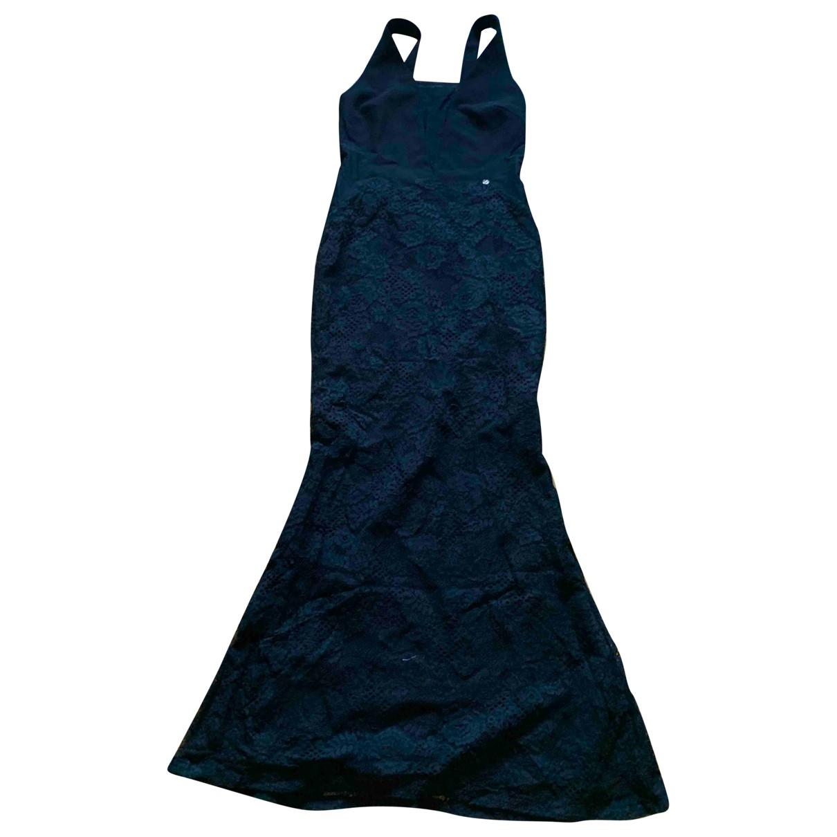 Maxi vestido de Encaje Liu.jo