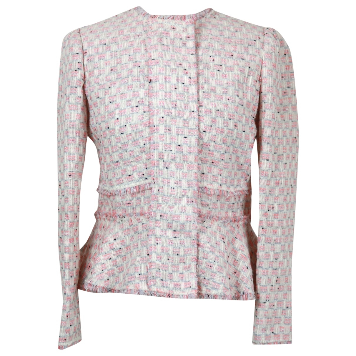 Rebecca Taylor - Veste   pour femme en coton - rose
