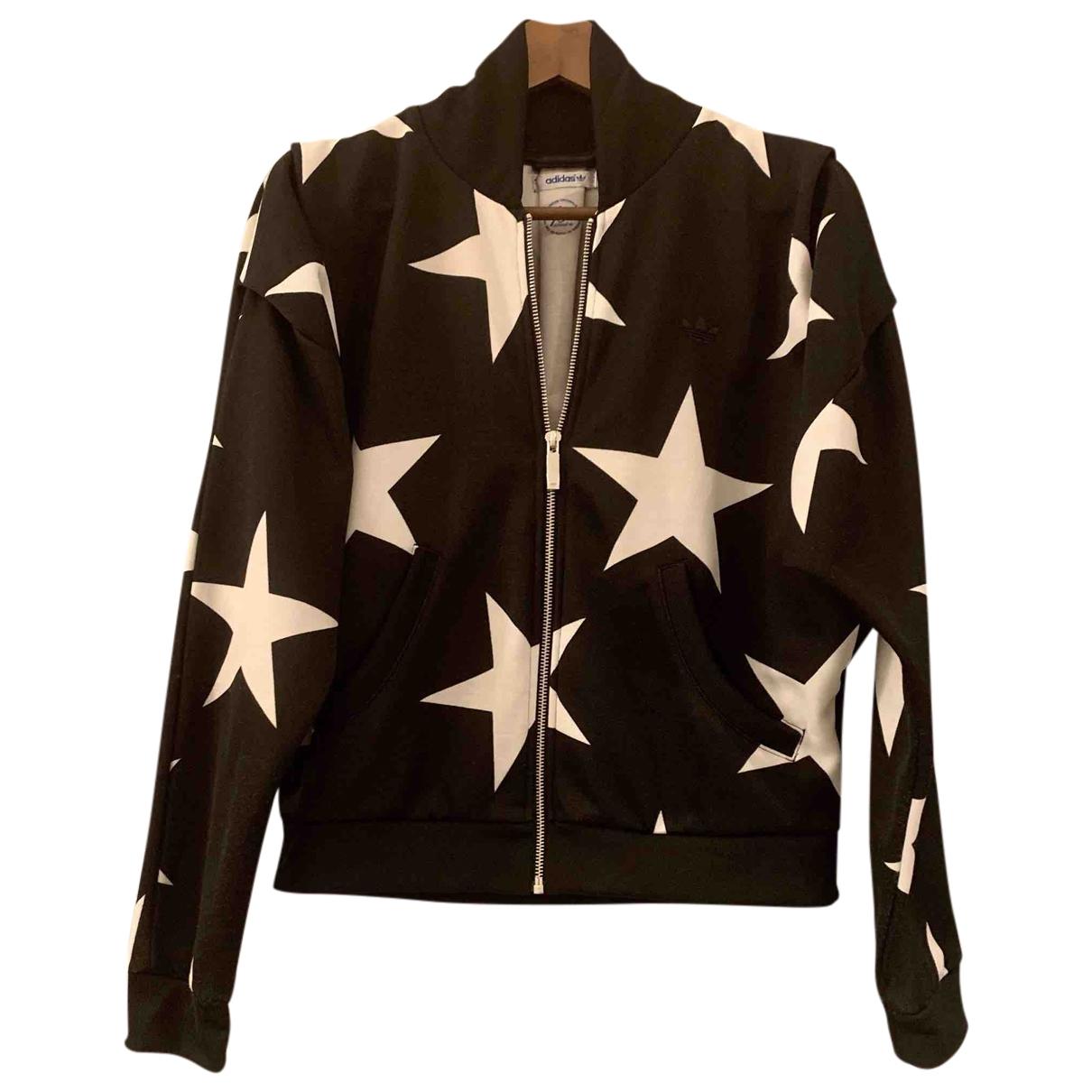 Adidas \N Black jacket for Women 48 IT